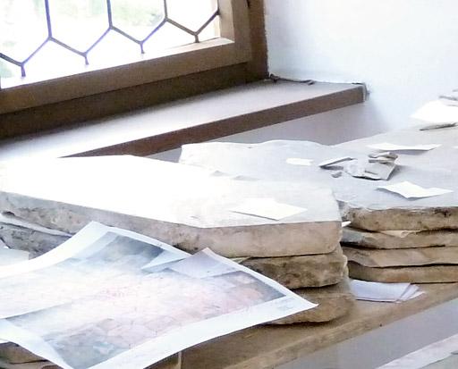Impressum Form-Stein