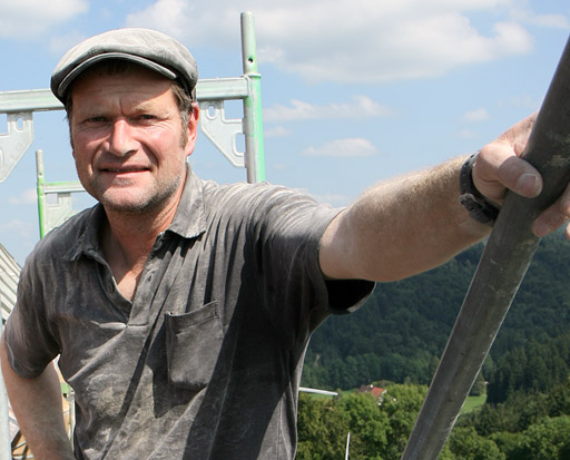 Horst Johannes, Steinmetzmeister und Steinbildhauermeister